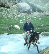 Переправа через реку Дук-Дон